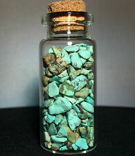 TURQUOISE- CHIPS ROUGH - MEXICO - NATURAL!