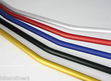 "UNIVERSAL DRAG BAR STREET ROAD HANDLEBARS 7/8"" VARIOUS COLOURS"