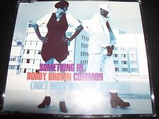 Bobby Brown With Whitney Houston Something In Common CD Single – Like New