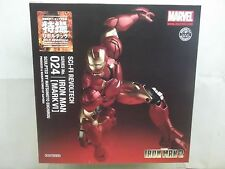 IRON MAN 2 MARK VI / revoltech024 KAIYODO / official MARVEL / Neuf-New / à voir!