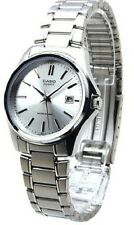 Casio LTP1183A-7A Ladies Stainless Steel Casual Dress Watch Analog Silver Dial