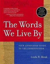 *NEW* The Words We Live By by Linda R. Monk *FREE SHIPPING*