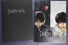 DEATH NOTE THE LAST NAME 3 DVD 1 CD COMPLETE SET JAPONAIS JAPANESE VERSION