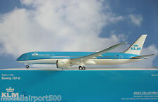 Hogan Wings 1:200 boeing 787-9 klm Airlines New colors + Herpa Wings catálogo