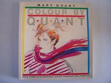 Mary Quant - Colour By Quant 1985 80's Fashion Beauty Makeup Hair Style Awesome