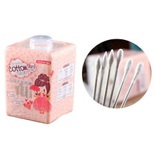 200Pcs Medical Cotton Swabs Applicator Swab Q-tip Sturdy Long Handle Makeup LAN