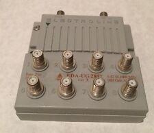Electroline EDA UG-2802 Zero Loss 8-port RF/CATV Signal Amplifier