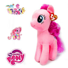 LARGE 1PCS 25CM MY LITTLE PONY PINK KIDS BABY SOFT PLUSH TOY DOLL BEAR XMAS GIFT