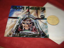 "IRON MAIDEN Aces high 12"" GERMANY METAL ROCK"