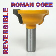 "1 pc 1/2"" SH Reversible Roman Ogee Table Edge Forming Router Bit  sct-888"