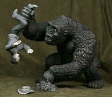 Mighty Joe young resin model kit cowboy Rick Catizone guerrilla Ray Harryhausen