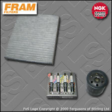 SERVICE KIT for FORD FOCUS MK2 1.8 16V PETROL OIL CABIN FILTER PLUGS (2004-2010)