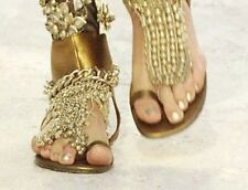 **CHANEL** Ankle Chain Anklet **PARIS/BOMBAY COLLECTION / RUNWAY**