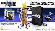 Dragon Ball Xenoverse 2 PS4 FR Edition Collector Neuf Prévente PreOrder 28-10-16