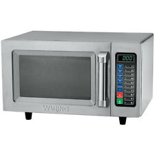 Waring WMO120 Commercial Microwave Heavy Duty 1.2 Cubic Feet  Oven 1800 WATTS