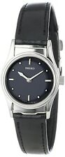 SEIKO CORE Braille Black Leather Strap SEIKO Quartz  NEW  SWL001