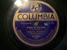 Prince's Band & Orchestra The Whistler & His Dog 78  2 RECORD SET COLUMBIA