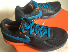 Nike Lunar Pantheon 488341-038 Black Cushion Marathon Running Shoes Men's 8 Jog
