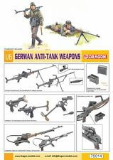 German Anti-Tank Weapons Rifle 1:6 DRAGON MODELS