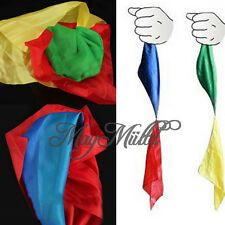 New Change Color Silk Scarf For Magic Trick Props Magic Tools Toys Practical I