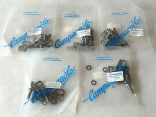 Campagnolo C Record Pedal cleat Hardware SGR Vintage Road Bicycle NOS x 5 Packs