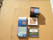 Stephen R Covey The Seven Habits Master Series CDs