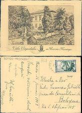 BOVISIO MASCIANGO,VILLA COMPOSTELLA,VIAGGIATA -LOMBARDIA(MI) - F.G.N.40740