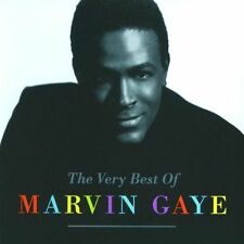 MARVIN GAYE - THE VERY BEST OF - CD NEW SEALED