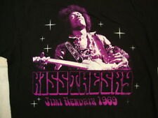 Jimi Hendrix Kiss the Sky 1969 Psychedelic Rock Music Soft Black T Shirt M / L