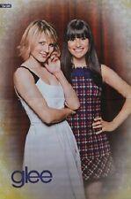 LEA MICHELE & DIANNA AGRON - A3 Poster (42 x 28 cm) - Glee Clippings Sammlung
