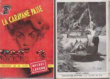 C1 Michel LEBRUN La CARAVANE PASSE 1958 Tour de France 1957 VELO CYCLISME Epuise