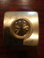 Vintage Omicron Women's Watch Wristwatch Bakelite Bracelet Manual Wind