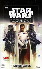 2016 Topps Star Wars Rogue One Hobby Brand New Factory Sealed Box