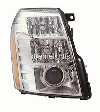 CADILLAC ESCALADE 2007-2014 RIGHT PASSENGER HID HEADLIGHT HEAD LAMP FRONT LAMP