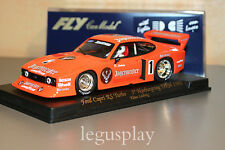 Slot car SCX Scalextric Fly A145L Ford Capri RS Turbo 3º Núrburgring DRM 1982