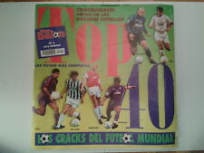 REVISTA DON BALON CRACKS DEL FUTBOL MUNDIAL AÑO 97