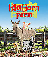 WELCOME TO BIG BARN FARM DVD 5 EPISODES KIDS