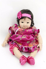 Paradise Galleries Asian Baby Doll Quinn,Chinese New Year Doll