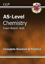 AS-Level Chemistry AQA Complete Revision & Practice by CGP Books (Paperback,...