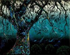 """Eyvind Earle     """"Jewel Tree""""    MAKE  OFFER    DSS"""