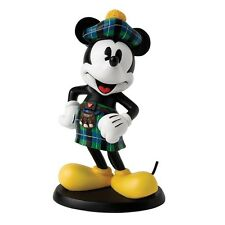 Disney Enchanting A27151 Scottish Mickey Mouse Figurine