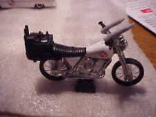 Hot Wheels Mint Loose Ghost Busters ECTO-2 Motorcycle