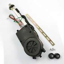 Auto Car Power Electric Aerial Automatic Antenna Mast AM FM Radio Universal Kit