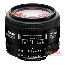 Nikon AF Nikkor 28mm f/2.8 D Lens 28 f2.8 for D4 D3S D7000 D800 E D700 D600 ~NEW