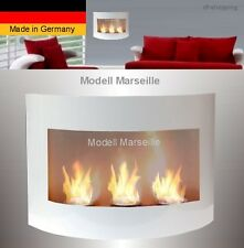 Gel and Ethanol Fire place Fireplace Caminetti Model Marseille  Choose the color