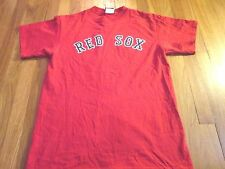 RETRO MAJESTIC MLB BOSTON RED SOX TED WILLIAMS JERSEY T-SHIRT SIZE L