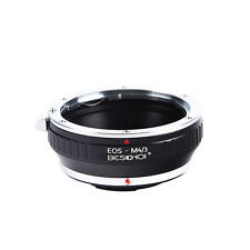 EOS-M4/3 Adapter Canon EOS EF mount Lens to M4/3 MFT Olympus PEN Panasonic Lumix