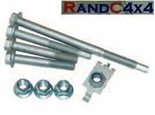DA7206 Land Rover Discovery 3 & 4 Rear Lower Suspension Bolt Kit