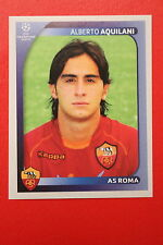 PANINI CHAMPIONS LEAGUE 2008/09 # 460 AS ROMA AQUILANI BLACK BACK MINT!