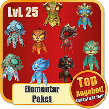 [EU] WoW Pet ★ lvl 25 ★ Elementar Packet ★ Elemental Package ★ Loot ★ Haustier
